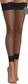 "JF Design""Betsy""[Maitreya/Belleza]Footless Stockings - Black"