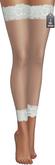 """JF Design""""Betsy""""[Maitreya/Belleza]Footless Stockings - White"""