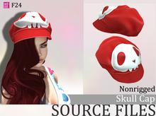 PROMO [F]Full Perm 24 Source Files Hat