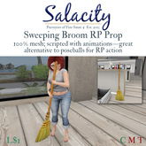 Salacity - Sweeping Broom RP Prop Dollarbie