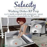 Salacity - Washing Dishes RP Prop
