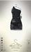 [sYs] LOTUS dress (body mesh) - black