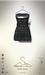[sYs] KLIO dress (body mesh) - black
