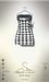 [sYs] KLIO dress (body mesh) - black/white