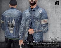 [Deadwool] Genoa jacket - DEMO