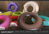 EASYCRAFT - Full Perm (PRIME) One Bite Donut Floater Set A