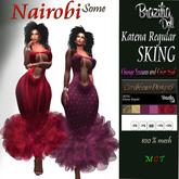 NAIROBI PARTY DRESS SOME FOR KATENA REGULAR SOFT SKING BODY