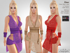 Vaxer :: Xiao Outfit - Maitreya Lara clothes, Slink (Physique & Hourglass) - 6 Textures HUD