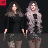 -FABIA- Gacha   <Lika > Dark Blond 7