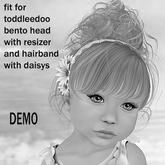 !!! AFA Hair TD & BENTO Head Bella DEMO