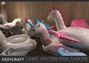 EASYCRAFT - Full Perm (PRIME) Giant Unicorn Floater