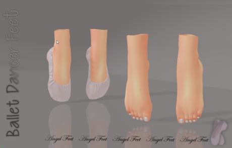 ***Dancer Ballet Feet***