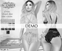 DEMO :: No Cabide :: Carina Romper Lace