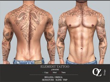 Oz Design : Tattoo Element