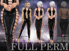 [WY] Full Perm 32  Jumpsuits