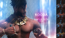 KOCOA // Panther Teeth Collar [FATPACK] (ADD ME TO UNPACK)