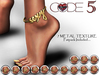 CODE-5 Anklet FATPACK