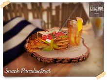Snack ParadiseBoat ♥ CHEZ MOI