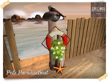Pole ParadiseBoat ♥ CHEZ MOI
