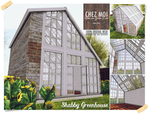 Shabby Greenhouse ♥ CHEZ MOI