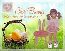 {D:D} Chair Bunny