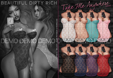 ...:::Beautiful Dirty Rich:::... Take Me Anywhere DEMO