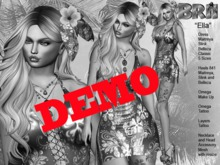 **DEMO** ELLA ALOHA STYLE COMPLET OUTFIT **