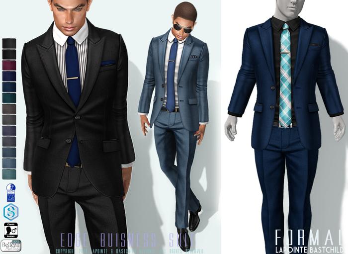 L&B - Suit - Edge - Premium