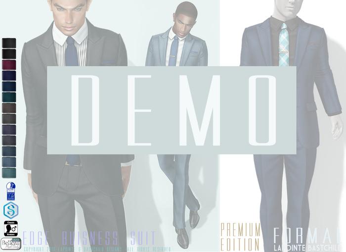 L&B - Suit - Edge - Premium - DEMO