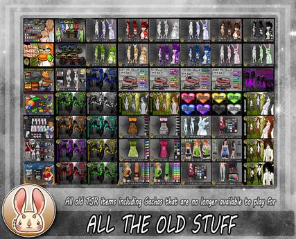 [TJR] MEGA PACK - All the old stuff!
