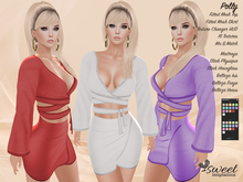 Sweet Temptations :: Polly Outfit - 16 Textures Fatpack. Mix & Match