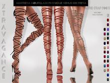 ::XT Shoes :: - Astrid Strap Boots