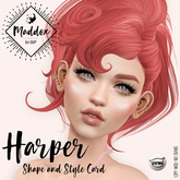 { M a d d o x } Harper Shapes & Style Card