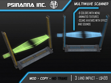 PsiNanna, Inc. Multiwave Scanner (BOX)
