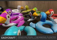 EASYCRAFT - (PRIME) Penguin Floater