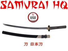 VICE - Imperial Samurai Japanese Katana Sword MESH -  Ninja, Navy, Marine, Army, WWII, WW2