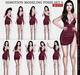 SEmotion Female Bento Modeling poses Set 4 - 10 static poses