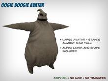 Oogie Boogie Avatar - Huge!
