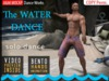 A&M: The Water Dance - (BENTO hands) :: #TAGS - street, urban, Waterdance, hip-hop, beach, Chris Porter
