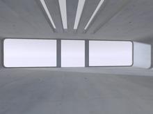 Open Concrete Cabin 2018