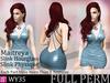 [WY] Full Perm 35 Skirt