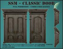 SSM - Classic Door