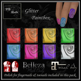 Glitter Paintbox Polish