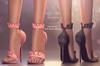 (AMD) Ruffles Heels - Fatpack (wear to unpack)