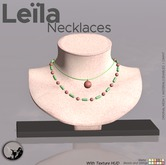 *PC* Leila Necklaces (with hud)