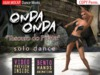 A&M: Onda-Onda - solo dance (BENTO hands) :: #TAGS - samba, latino, brazilian, pirata, pirate