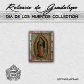 Vintage Touch Relicario Sra.de Guadalupe