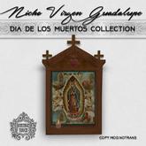 VIntage Touch VIrgen de Guadalupe Nicho