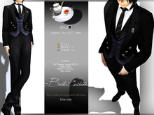 *:..Silvery K..:*Butler costume(For men)