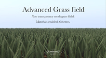 [sau]Advanced Grass field